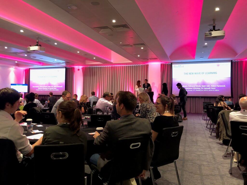LearningLive 2018 - Mike Byrne